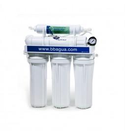 Tratamiento de agua por Osmsosis Inversa.  Bbagua.