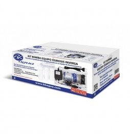 Kit Bomba ósmosis para equipos purificadores de Osmosis Inversa.  Bbagua.