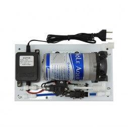 Kit de bomba de presión para acoplar a equipos de ósmosis inversa.